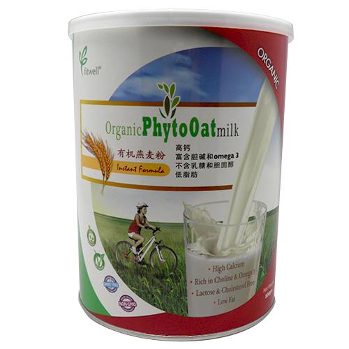 Organic Phyto Oatmilk
