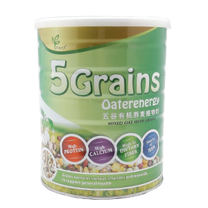 5 Grains Oaterenergy