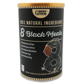 MOREGREEN_8 BLACK MEAL